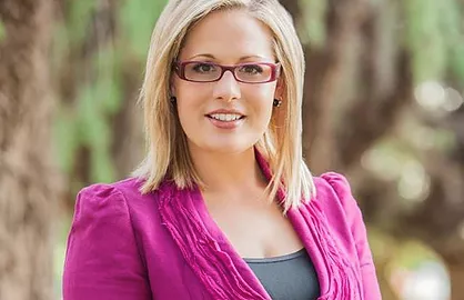 Rep. Sinema discusses family, supports Veterans & why she's running for U.S. Senate.