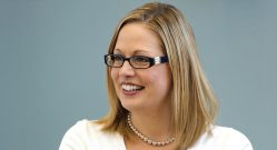 "Rep. Sinema for Arizona Launches 60-Second TV Ad, ""Go Forward""."