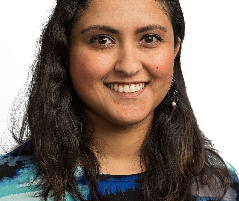 ALG Senior Associate, Pia Nargundkar, says Dem candidates are connecting more with voters on local issues.