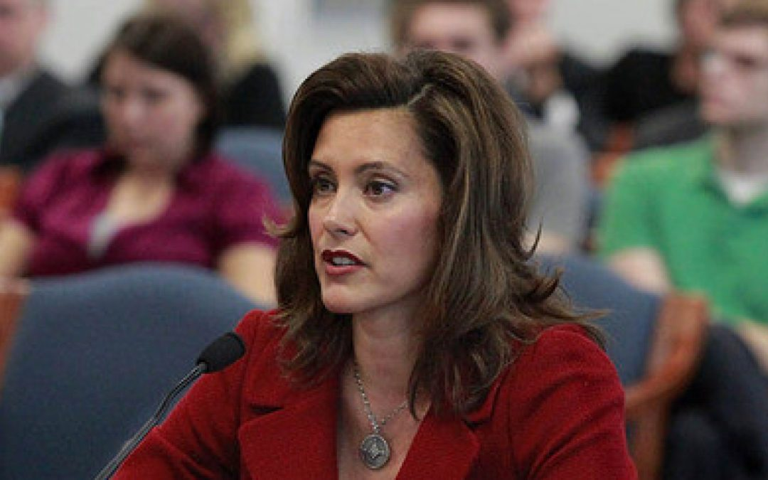 Proud to have worked with Gretchen Whitmer this cycle.