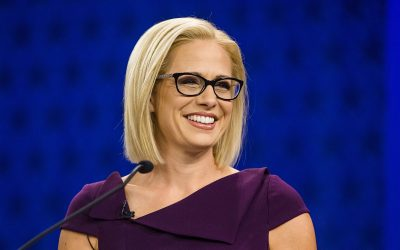 Kyrsten Sinema Declared Winner in Arizona Senate Race.
